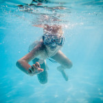 Learn to swim ski scuba