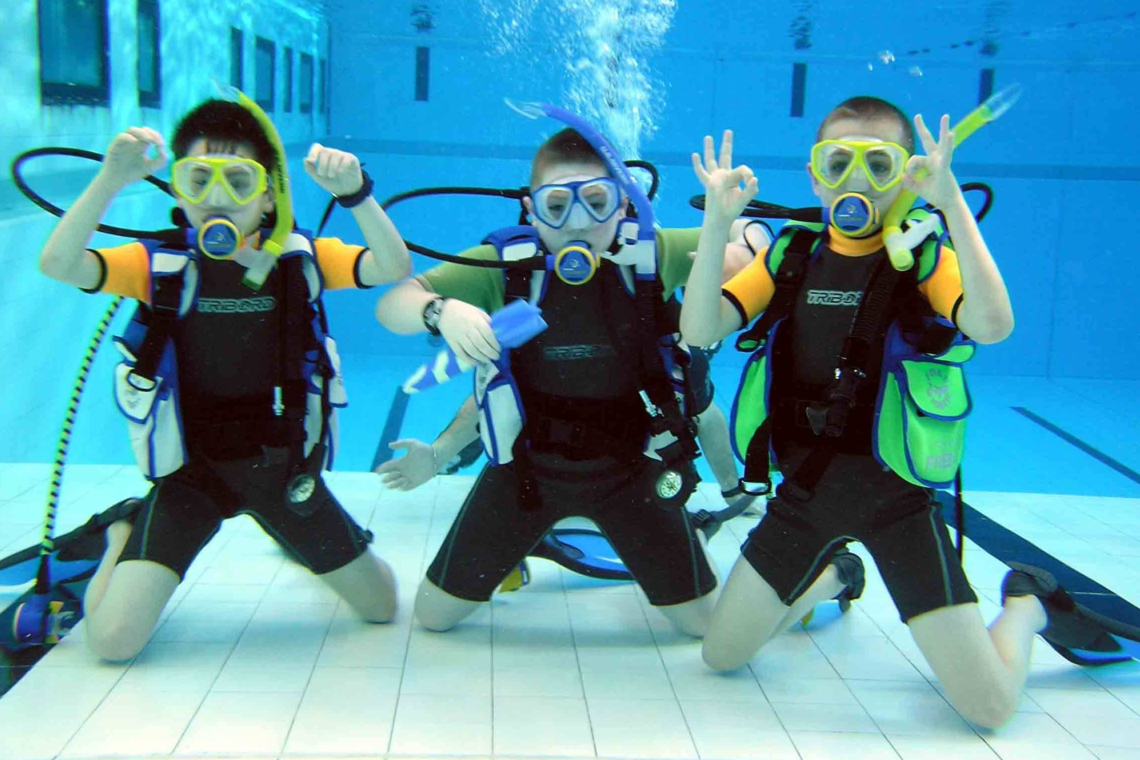 How to Get Started Junior Scuba Diving